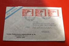*Brief Beleg - Argentinien Deutschland - Salzgitter 50-er Jahre (93)