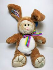 "Starbucks Bearista Bear in Bunny Rabbit Costume Plush 2008 75th Edition 10"" NWT"