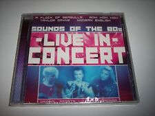 Live in Concert: Sounds of the 80's by Various Artists (CD, May-2007) NEW