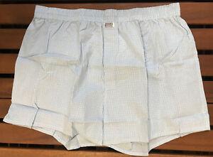 Jockey Mens Cotton Woven Checked Boxer - XL - 315000H-400