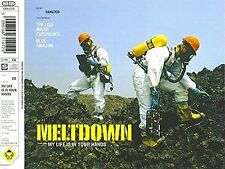 Meltdown My life is in your hands (4 versions, 1996, incl. Blue Amaz.. [Maxi-CD]