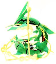Pokemon Center Mega Rayquaza Green Plush Doll Stuffed Animal Toy Gift 34 inch