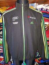 DSV Deutschland Trainings Jacke Gr M Adidas Ski Audi (n468d)