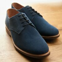 Samuel Windsor Mens Smart Casual Lightweight Derby Lace Up Shoes UK Sizes 5-14