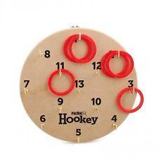 Zedfx Hookey Ring Toss Play Set Outdoor Indoor Kids Traditional Fun Game