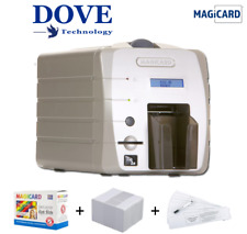 Magicard Rio 2e Std Single Sided Colour ID Card Printer ( USB + NETWORK )