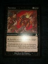 Black Urza/'s Destiny Mtg Magic Rare 4x x4 4 Apprentice Necromancer