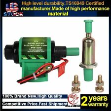 12D Micro 35 GPH Diesel Transfer Wlectric Fuel Pump w/ 4 PSI to 7 PSI for Toyota