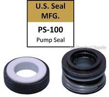 Us Seal Mfg. Pool or Spa Pump Shaft Seal Ps-100