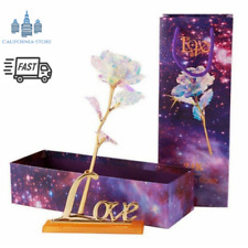 🎉[70% OFF Today]🎉 24K Eternal Gold Dipped LED Rose ADORE INFINITY ROSE