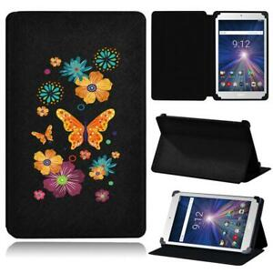 Folio Leather Smart Stand Case cover Fit Acer Iconia One 8 B1-810 850 860 870
