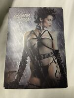 Sin City Promo Postcards Bruce Willis Mickey Rourke