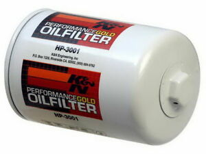 K&N Oil Filter fits Ford P100 1961-1962, 1964-1967 97MPVK