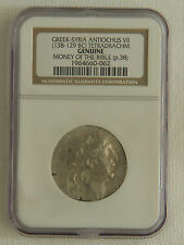 Antiochus VII Tetradrachm (138-129 BC) (Money of the Bible)
