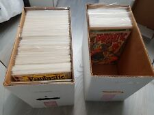 Fantastic Four lot : 200+ silver and bronze age issues