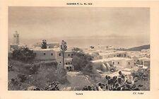 B39720 Tunis Cl Soler P L M 1929  tunisia