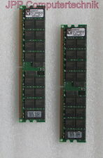 8GB 2x 4GB DDR2 Kingston KTH-XW9400K2/8G 9965406-002.A01LF PC2-5300P Server RAM