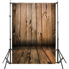 Studio Backdrop Polyester Photography Background 5X7FT Retro Wood Floor Board LB