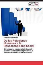 De las Relaciones Humanas a la Responsabilidad Social: Globalización y desarroll