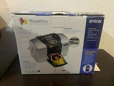 Epson Picture Mate Personal Photo Lab Express Edition Printer New