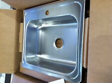 Elkay CR25221 Stainless Steel Kitchen Sink From the Gourmet Series
