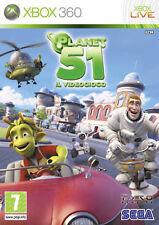 PLANET 51 - X360 ITA - NUOVO SIGILLATO [X3600538]