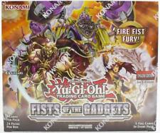 Yu-Gi-Oh Fists of Gadgets Booster Box  - Scrap Recycler