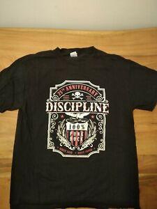 Discipline Shirt Hardcore/ Oi Madball