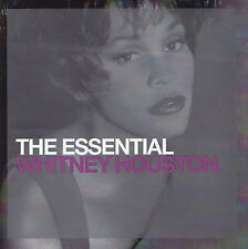 Whitney Houston - 2 CD-the essential whitney Houston