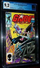 G.I.JOE, A REAL AMERICAN HERO #27 2nd P 1984 Marvel Comics CGC 9.2 NEAR MINT -