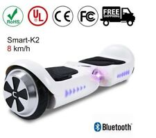 Two-Wheel Electric Scooter  Certified Led Light