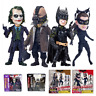 "ToysRocka DC Comics Movie Hero The Dark Knight Rises Batman 4"" Action Figure Toy"
