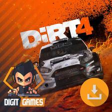 DiRT 4 - Steam Key / PC Game - New / Racing / Rally [NO CD/DVD]