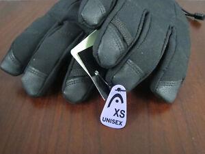 HEAD Unisex DuPont Sorona Insulated Ski Gloves With Pockets YOU CHOOSE* ~NEW~