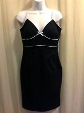 EXPRESS Little Black SUN DRESS Women's Size 10 NWT