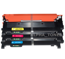 3PK CLT-404S CMY Toner Set for Samsung Xpress C480FW C430W C480W C480FN C480