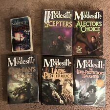 Corean Chronicles (6 Books) by L E Modesitt Darknesses  see description & Pics