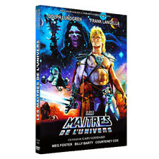 Les Maitres de l'Univers avec Dolph Lundgren DVD VF