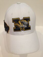 sale retailer f8ec1 6d513 Missouri Tigers Top of the World Molten White Stretch fit hat L XL