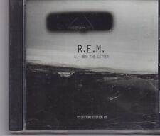REM-E Bow The Letter cd maxi single