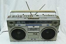 Vintage 1980s JVC RC-M70JW M70 BoomBox Ghettoblaster