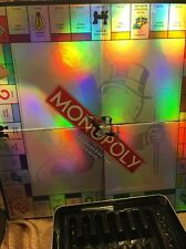 Vintage Monopoly 2000 MILLENIUM EDITION Board Game in Collector's Tin