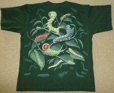 Bugs T-shirt Youth S.M.L.New.Nature.Bug.PAINTED FRONT & BACK.Insect.Caterpillar