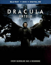Dracula Untold (Blu-ray Disc ONLY, 2015)