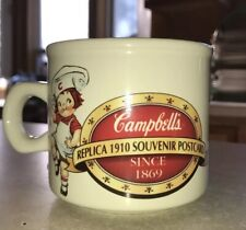 Campbell's Kids Collectible Soup Mug Coffee Cup by Westwood Vintage 1994