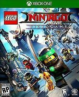 LEGO Ninjago Movie Video Game for Microsoft Xbox One Brand New Factory Sealed
