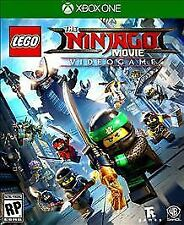 BRAND NEW Lego Ninjago Movie Video Game (Microsoft Xbox One, 2017) FREE SHIPPING