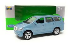 Welly Nex Modelcar DieCast 1/60 Toyota Innova blue box