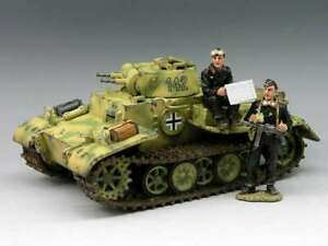 King and Country Retired  German WS108 Panzer I