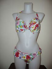 La Senza Halterneck Bikini Sets Plus Size Swimwear for Women